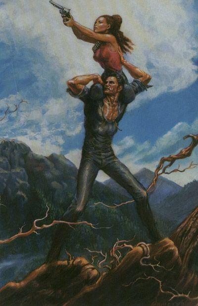 Susannah Dean The Dark Tower The Gunslinger -