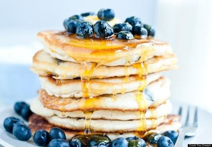 The Best Pancake Recipes: Buttermilk, Blueberry And More [PHOTOS]: