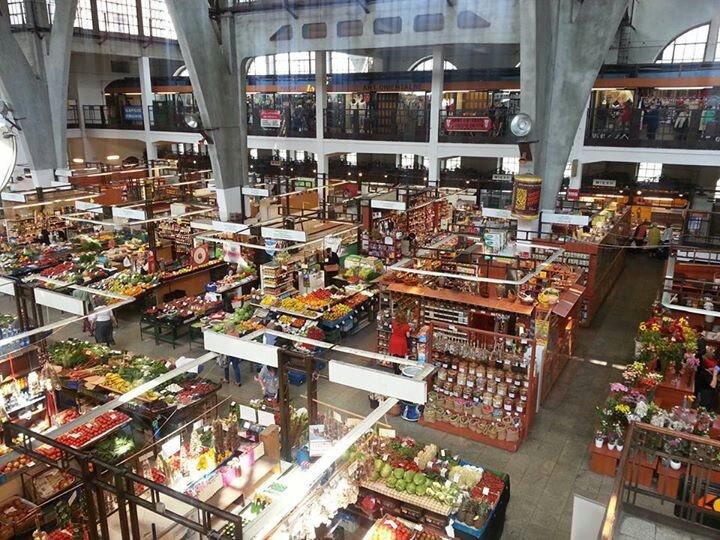 Wroclaw indoor market
