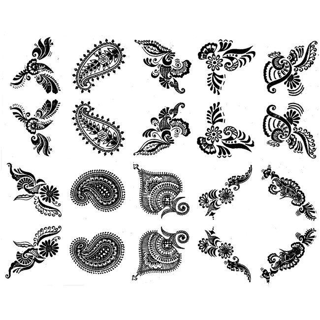 17 best ideas about indian henna designs on pinterest indian henna henna patterns and mehndi. Black Bedroom Furniture Sets. Home Design Ideas