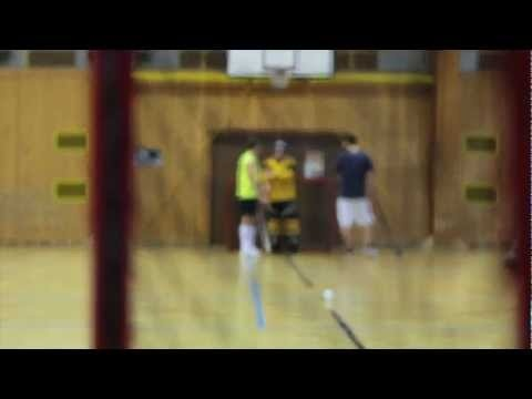2nd tournament UJEP in floorball
