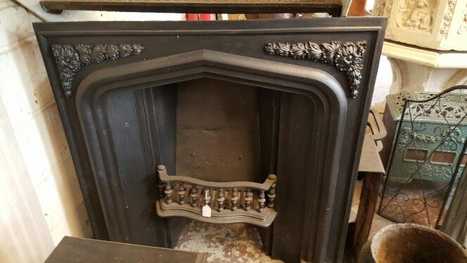 Reclaimed fireplace Dorset