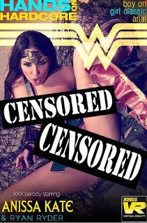 Horny Wonder Woman (2017) English 720p BRRip 288MB - World4ufree.ml