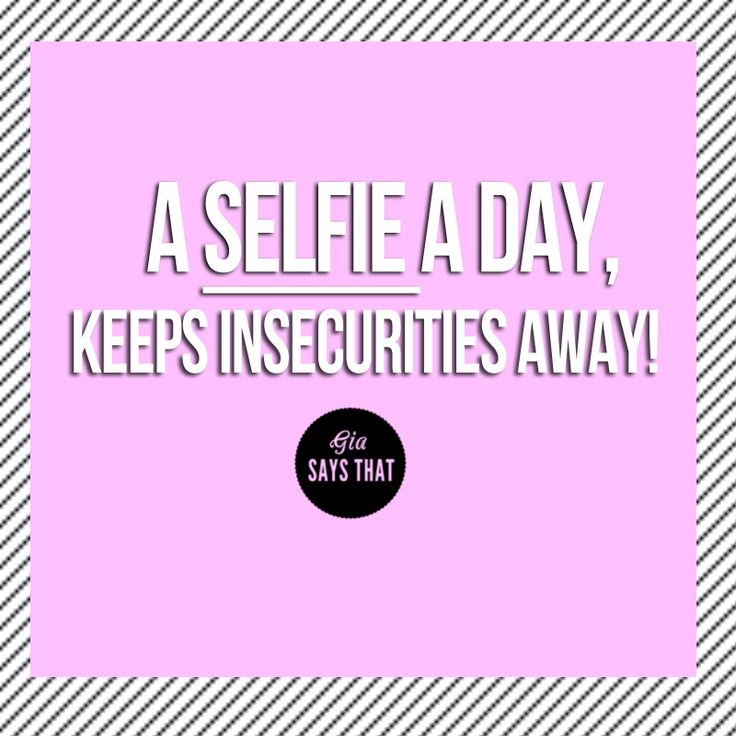 30+ Cute Quotes For Selfies – Pelfusion.com