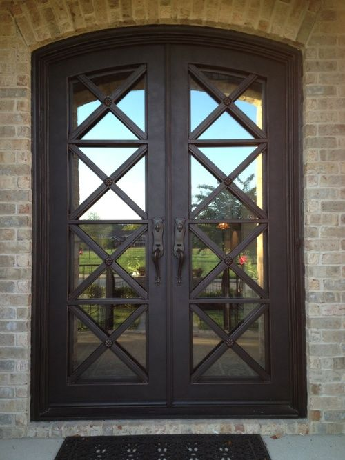 18 Best Front Doors Images On Pinterest Double Entry