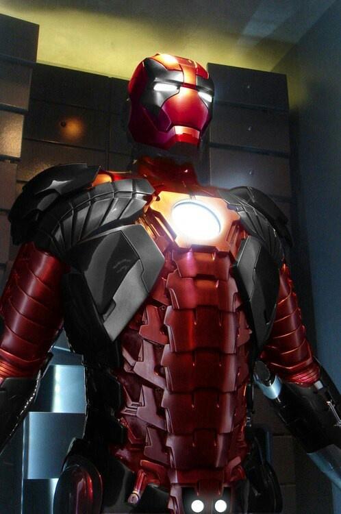deadpool iron man!!!!!