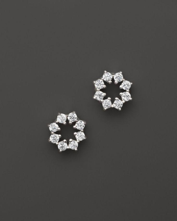 Best 25+ Diamond studs ideas on Pinterest | Diamond stud, Diamond ...