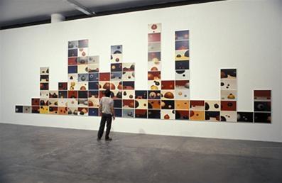 The Colony, 1998, installation view, Sau Paulo Biennale