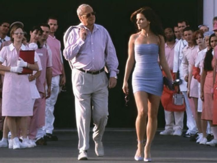 Miss Congeniality - Sandra Bullock