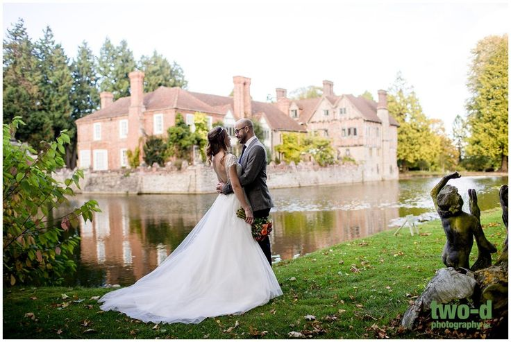 Bride and groom - Birtsmorton Court Wedding - Two-d Photography and Videography