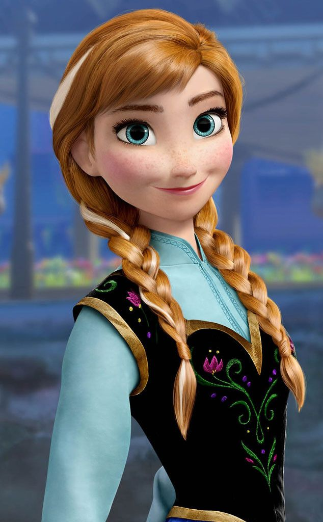 Princess Anna, Frozen, Royal Spares                                                                                                                                                                                 Mais