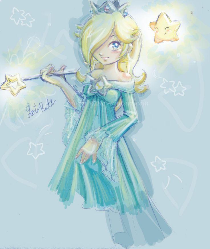 17 Best Images About Princess Rosalina On Pinterest