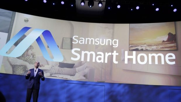 Awesome Samsung UHD TV Smart Home Technology Revealed at ICE Show in Las Vegas