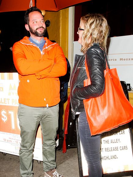 Star Tracks: Tuesday, March 3, 2015 | WHAT A LOOKER! | Amy Poehler only has eyes for boyfriend Nick Kroll as they dine in Los Angeles on Sunday.