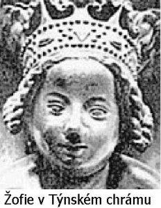 Žofie Bavorská, manželka Václava IV., římského a českého krále, lucemburského vévody a braniborského markraběte