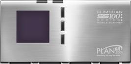 Credit-Card Sized SlimScan Receipt Scanner $140 - interesting