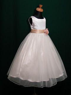 Fall Flower Girl Dresses | Beau Baby: On the hunt for flower girl dress patterns
