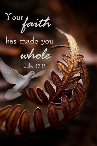 Luke 17.19