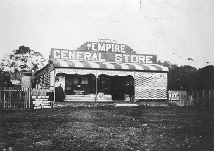 Empire Store and Post Office,Empire Bay (year unknown).