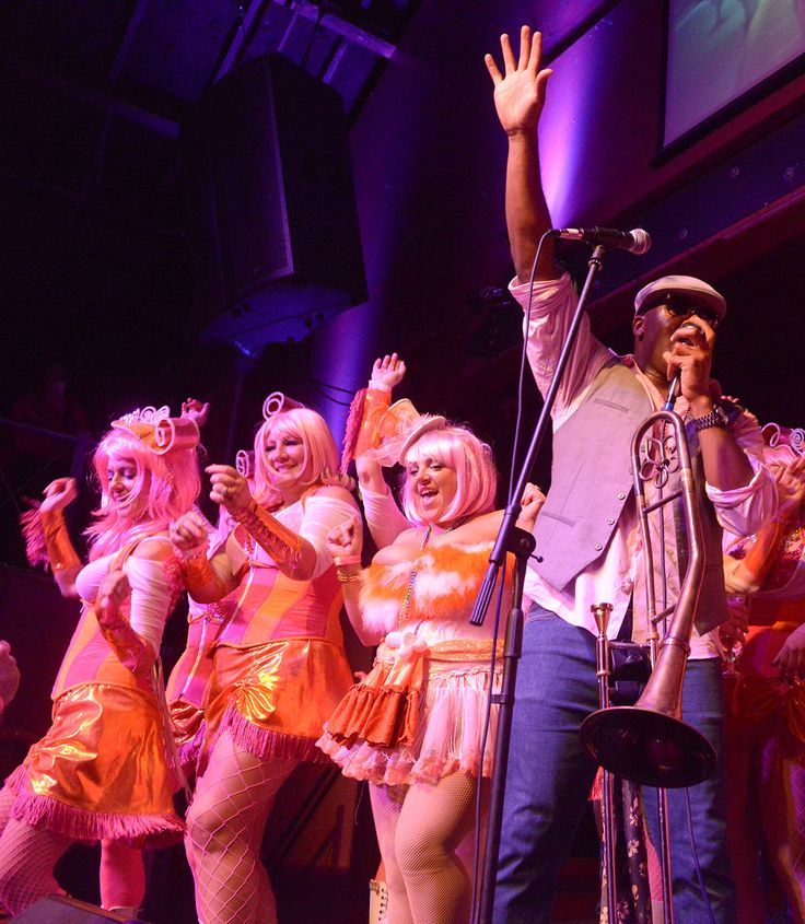 Big Sam's Funky Nation to headline Blush Ball 2017 Party with a Purpose!