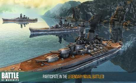 battle of warship hacked version apk download