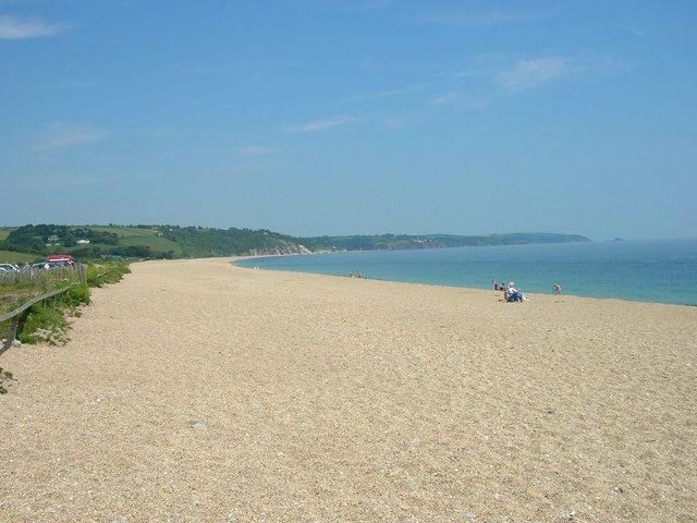 Slapton Sands - Monument Beach - Devon.  Dog friendly!