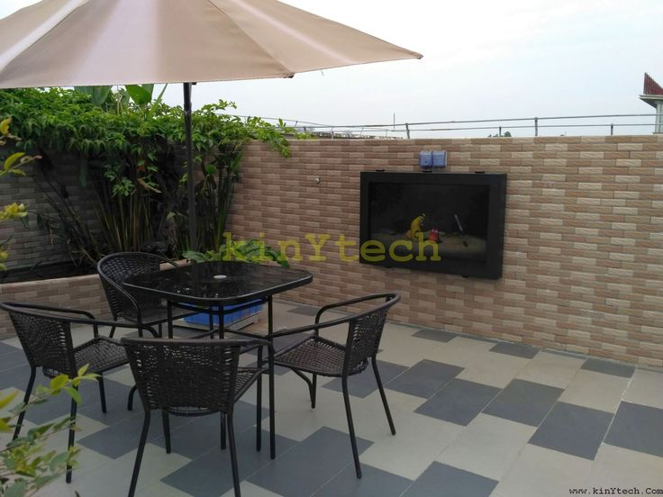 Outdoor TV Box From Kinytech China.,waterproof TV Case,outside TV Cabinet