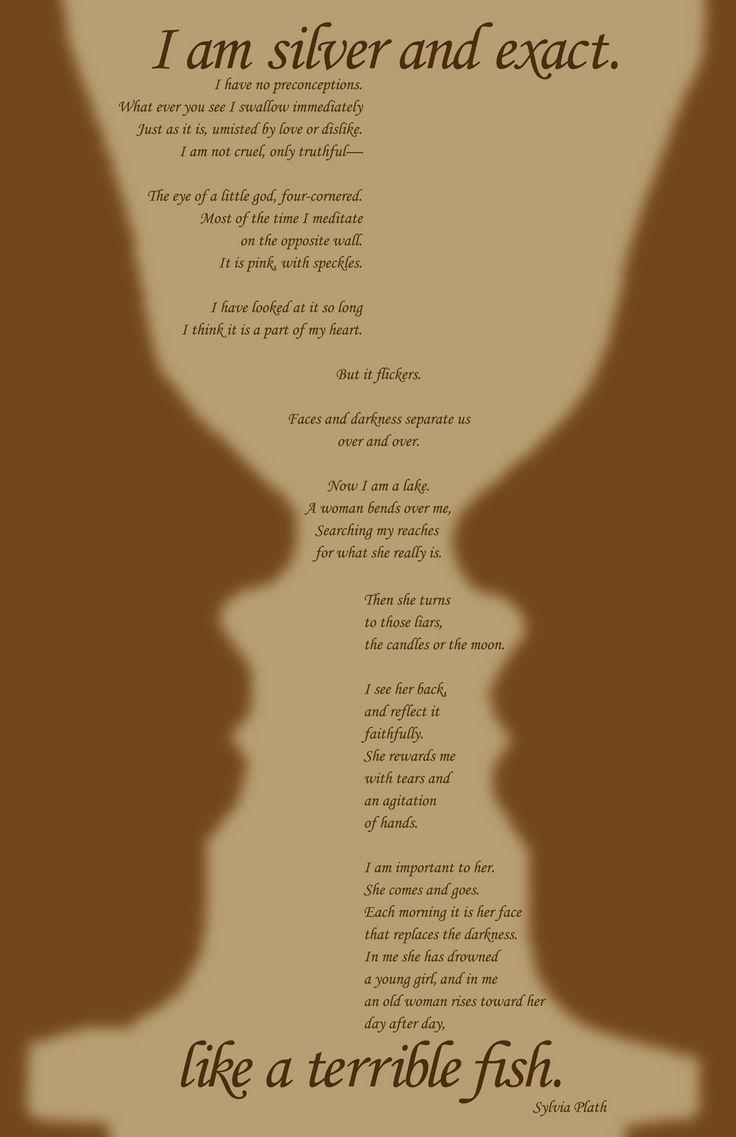 mirror sylvia plath essays Essays mirror sylvia plath владимир филатов загрузка.
