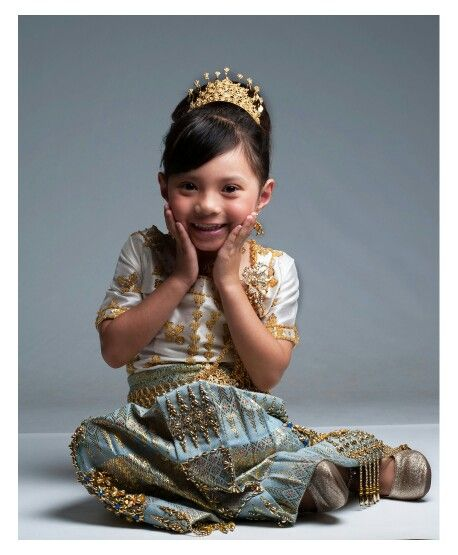 Cambodian Wedding Hairstyles: 41 Best Flower Girls From Around The World Images On