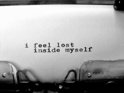 Being Lost Quotes