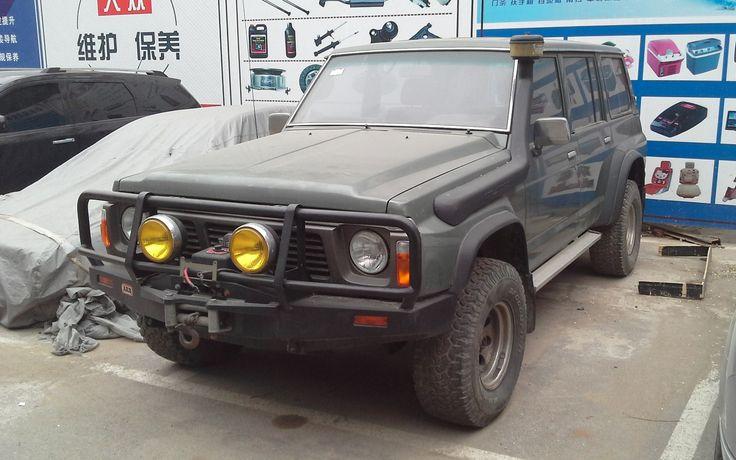 nissan patrol l60 serial numbers