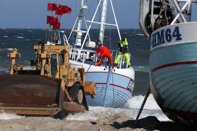 Thorupstrand - Auf den Spuren der Strandfischer von Thorup