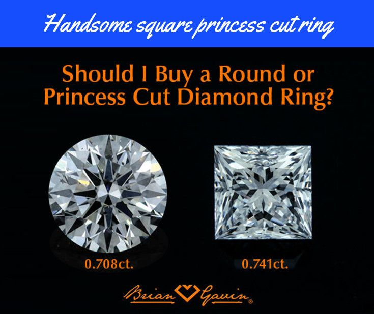 Pin On Awesome Princess Cut Diamonds