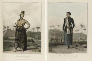 Thomas Stamford Raffles - The History Of Java. London