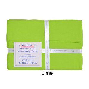 Lime Green Sheet Option