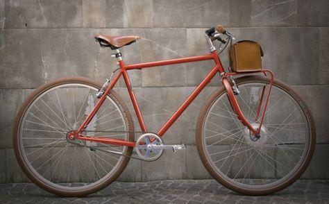 VELORAPIDA の電動アシスト自転車「NAKED」モデル