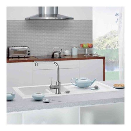 This Ceramic Kitchen Sink Is Something That You Will Love From The Very  Start Of Owning