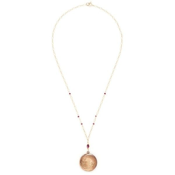 Antique Lockets White quartz 14k gold antique round locket necklace ($1,220) ❤ liked on Polyvore featuring jewelry, necklaces, metallic, 14k gold necklace, 14k gold locket, engraved locket necklace, antique locket necklace and 14k yellow gold necklace