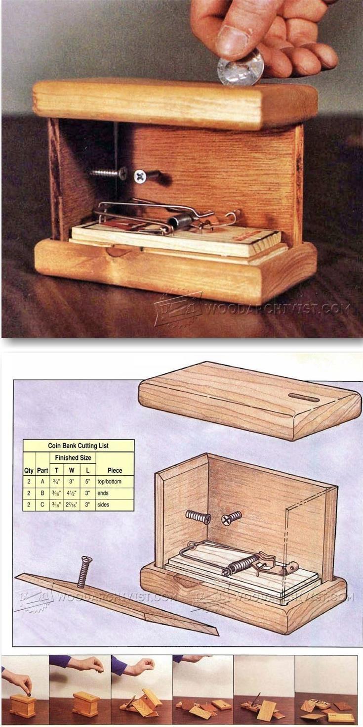 Jogos De Madeira, Caixa De Madeira