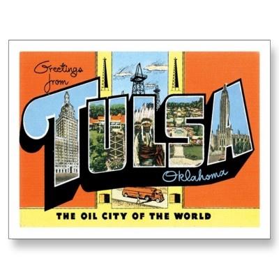 Tulsa: Hey Tulsa, Vintage Postcards, Tulsa Postcards Guestbook, Cities, Tulsa Oklahoma, Oklahoma Image, Oklahoma Postcards, Places, Postcards Greeting