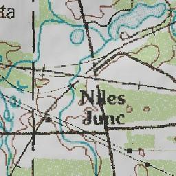 Meander Creek Reservoir Topography, Elevation, Lat, Long, Maps & More | Trails.com