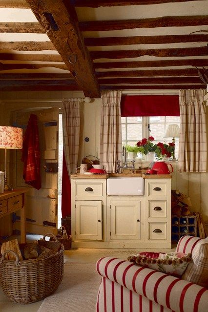 Farmhouse Style - Kitchen Design Ideas  Pictures – Decorating Ideas (houseandgarden.co.uk)