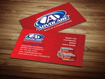 19 best tankprints advocare business cards images on pinterest advocare business card design 1 colourmoves Choice Image