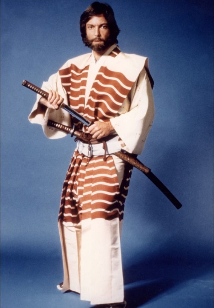Shogun - Richard Chamberlain