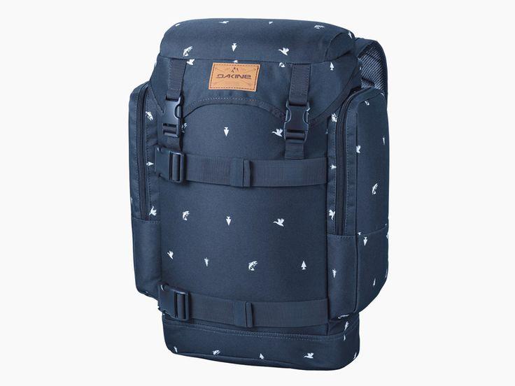 Dakine Lid – blue skate and school backpack / Dakine Lid – modrý skate/školní batoh  #dakine #blue #backpack #lid  http://www.urbag.cz/batohy-tasky-dakine-vyber-kolekce-podzim-zima-2014/