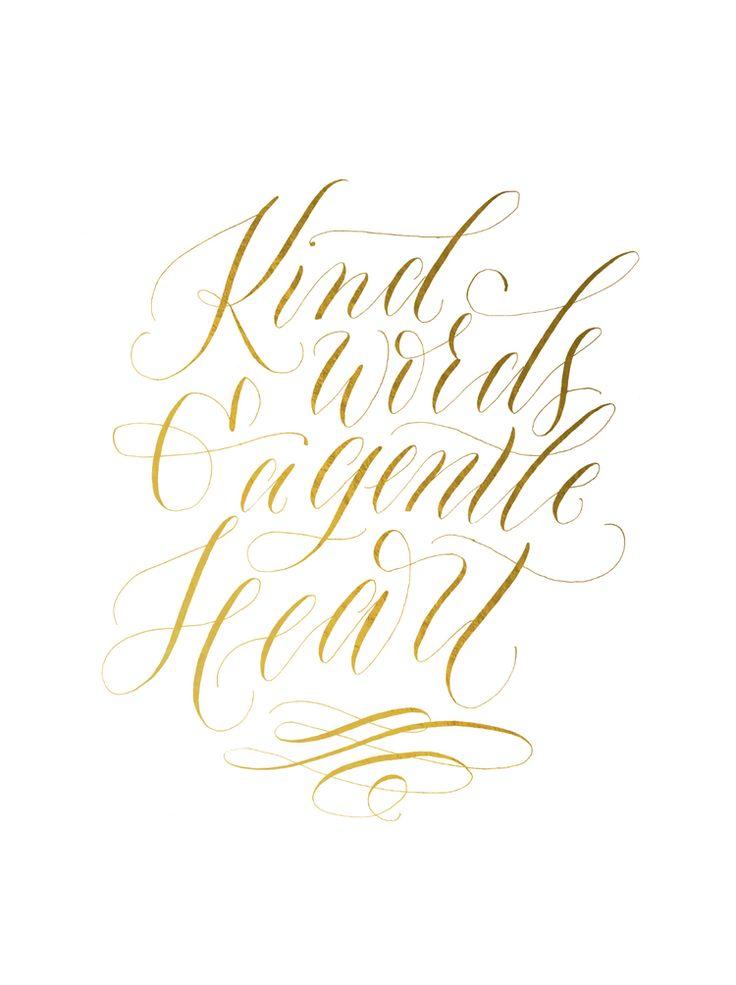 Tfd kind words gentle heart faith wisdom and inspirational
