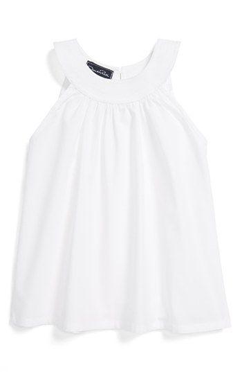 Oscar de la Renta 'Circle' Top (Toddler Girls, Little Girls & Big Girls) available at #Nordstrom