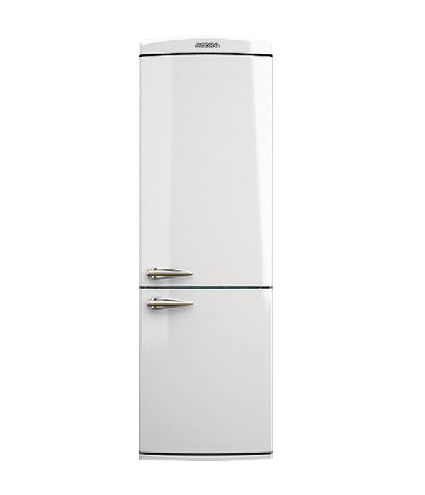 #Retro RF 2330 C #Cream #Refrigerator #MODENA
