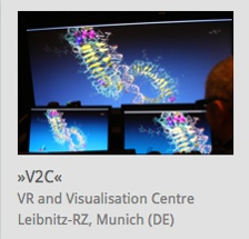 Virtual Reality and Visualisation Centre, Leibnitz-Rechenzentrum, Munich, Germany