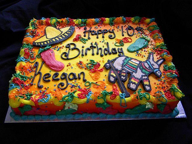 Mexican Fiesta Birthday | Flickr - Photo Sharing!